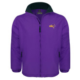 Purple Survivor Jacket-HSU Cowboy