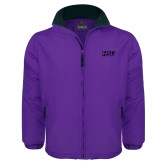 Purple Survivor Jacket-HSU