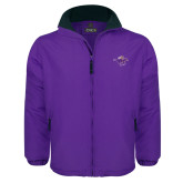 Purple Survivor Jacket-Cowgirl Riding