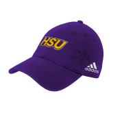 Adidas Purple Slouch Unstructured Low Profile Hat-HSU