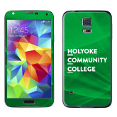 Galaxy S5 Skin-Institutional Logo