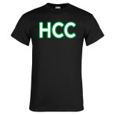 Black T Shirt-HCC