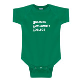 Kelly Green Infant Onesie-Institutional Logo