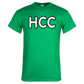 Kelly Green T Shirt-HCC