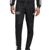 Adidas Black Tiro 19 Training Pant-Institutional Logo