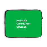13 inch Neoprene Laptop Sleeve-Institutional Logo