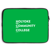 15 inch Neoprene Laptop Sleeve-Institutional Logo