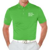 Callaway Opti Vent Vibrant Green Polo-Institutional Logo
