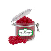 Sweet & Sour Cherry Surprise Small Round Canister-Institutional Logo