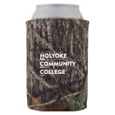 Collapsible Camo Can Holder-Institutional Logo