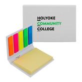 Micro Sticky Book-Institutional Logo
