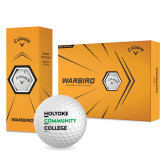 Callaway Warbird Golf Balls 12/pkg-Institutional Logo