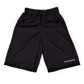 Russell Performance Black 9 Inch Short w/Pockets-