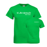Kelly Green T Shirt-, North Texas