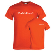 Orange T Shirt-, Stillwater