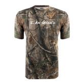 Realtree Camo T Shirt-