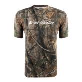 Realtree Camo T Shirt-Yo Soy Segundo