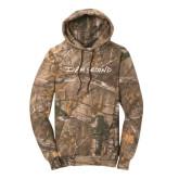 Realtree Camo Fleece Hood-