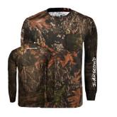 Realtree Camo Long Sleeve TShirt w/Pocket-