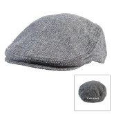 Black/Grey Cabby Hat-