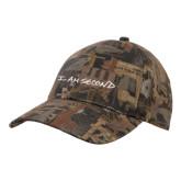 Oilfield Camo Structured Hat-