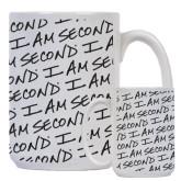 Full Color White Mug 15oz-