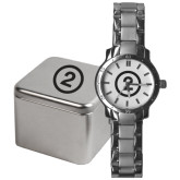 Mens Stainless Steel Fashion Watch-2 Inside Circle