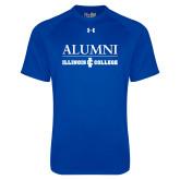 Under Armour Royal Tech Tee-Alumni