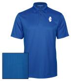 Royal Performance Fine Jacquard Polo-IC Athletic Logo