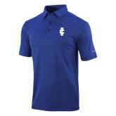 Columbia Royal Omni Wick Sunday Golf Polo-IC Athletic Logo