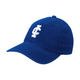 Royal OttoFlex Unstructured Low Profile Hat-IC Athletic Logo