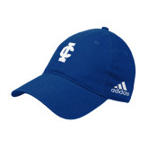Adidas Royal Slouch Unstructured Low Profile Hat-IC Athletic Logo