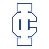 Medium Magnet-IC Athletic Logo