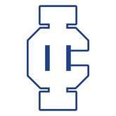 Large Magnet-IC Athletic Logo