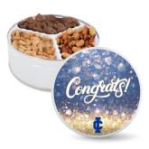 Deluxe Mix Congrats Tin-IC Athletic Logo