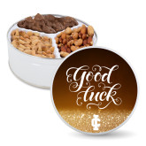 Deluxe Mix Good Luck Tin-IC Athletic Logo