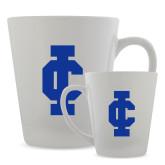 Full Color Latte Mug 12oz-IC Athletic Logo