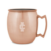 Copper Mug 16oz-IC Athletic Logo Engraved
