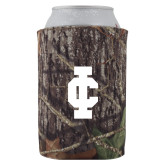 Collapsible Camo Can Holder-IC Athletic Logo