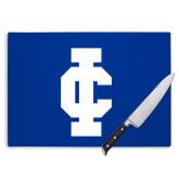 Cutting Board-IC Athletic Logo