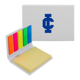 Micro Sticky Book-IC Athletic Logo