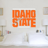 3 ft x 3 ft Fan WallSkinz-Idaho State Block
