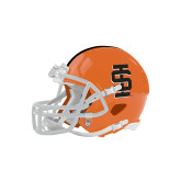 Riddell Replica White Mini Helmet-Interlocking IS