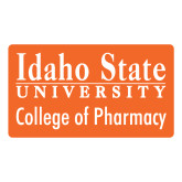 Large Decal-Idaho State University College Pharmacy, 12 inches wide