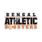 Small Decal-Bengal Athletic Boosters