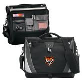 Slope Black/Grey Compu Messenger Bag-Primary Athletics Mark