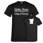 Black T Shirt-Idaho State University College Pharmacy