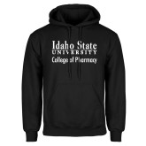 Black Fleece Hoodie-Idaho State University College Pharmacy