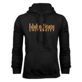 Black Fleece Hood-University Mark