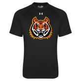 Under Armour Black Tech Tee-Bengal Head